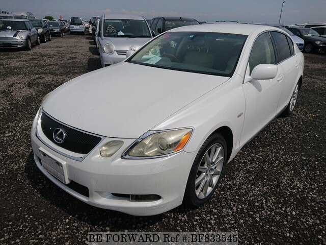 Used 2006 LEXUS GS BF833545 For Sale
