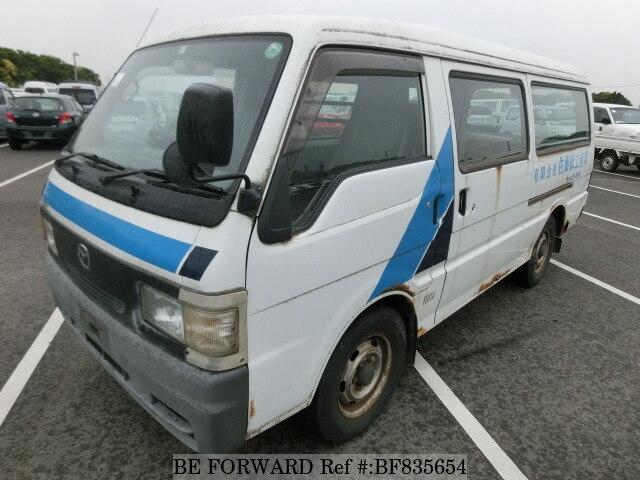 Used 2000 MAZDA BONGO BRAWNY VAN DX/KG-SK56M for Sale BF835654 - BE FORWARD