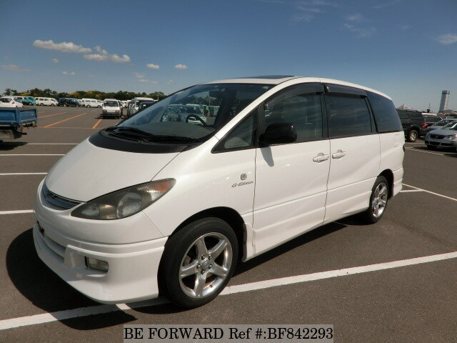 Used 2003 toyota estima aeras g editionta acr40w for sale bf842293 used 2003 toyota estima bf842293 for sale fandeluxe Image collections