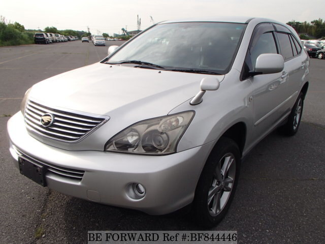 Used 2005 Toyota Harrier Hybrid Bf844446 For Image