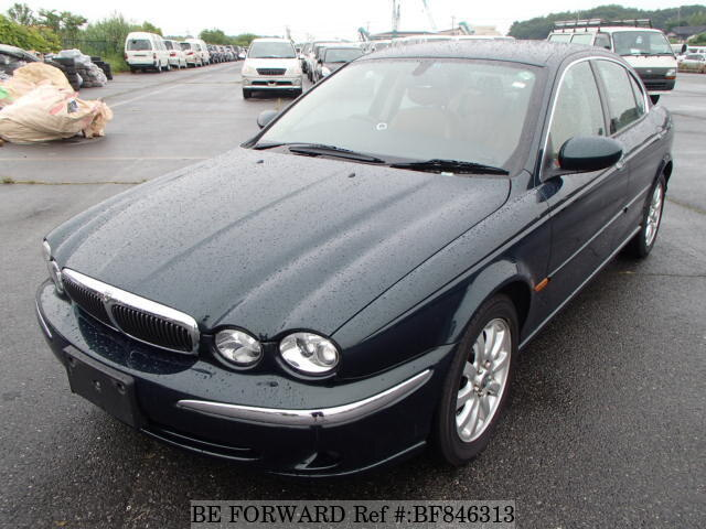 Used 2003 JAGUAR X TYPE BF846313 For Sale