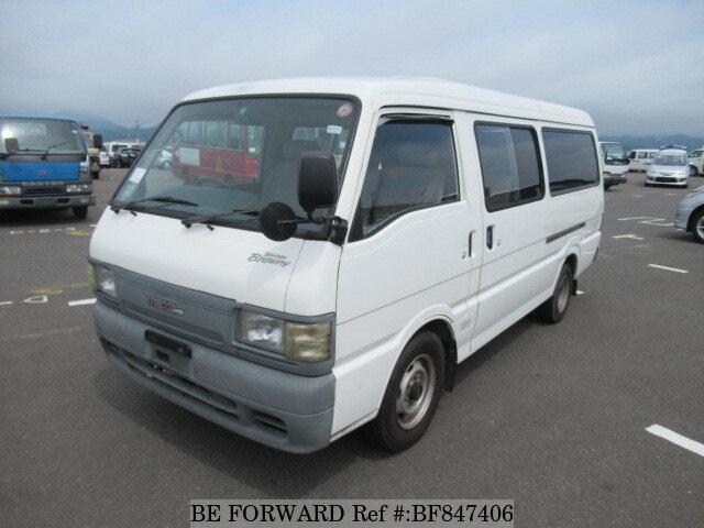 Used 1999 MAZDA BONGO BRAWNY VAN/GB-SREAV for Sale ...