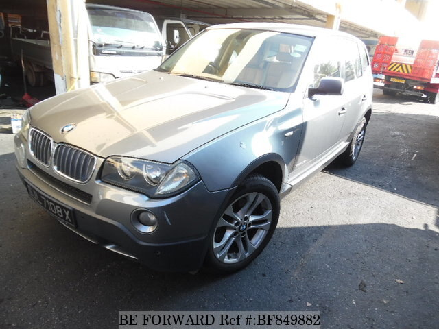 2008 bmw x3 2 5si d 39 occasion bf849882 be forward. Black Bedroom Furniture Sets. Home Design Ideas
