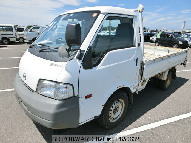 Used 2010 MAZDA BONGO TRUCK/ADF-SKF2L for Sale BF850632 - BE FORWARD
