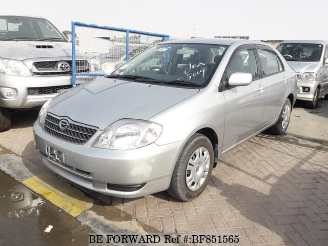 About This 2001 TOYOTA Corolla (Price:$4,477)