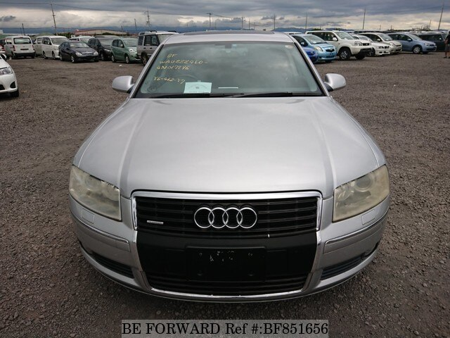 used 2004 audi a8 4 2 quattro gh 4ebfmf for sale bf851656 be forward. Black Bedroom Furniture Sets. Home Design Ideas