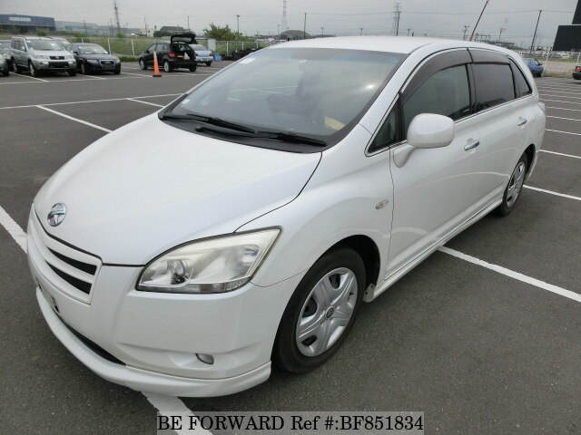 Used 2008 TOYOTA MARK X ZIO 240G/DBA-ANA10 for Sale BF851834 - BE