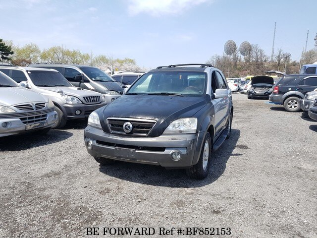 Used 2004 KIA SORENTO BF852153 for Sale