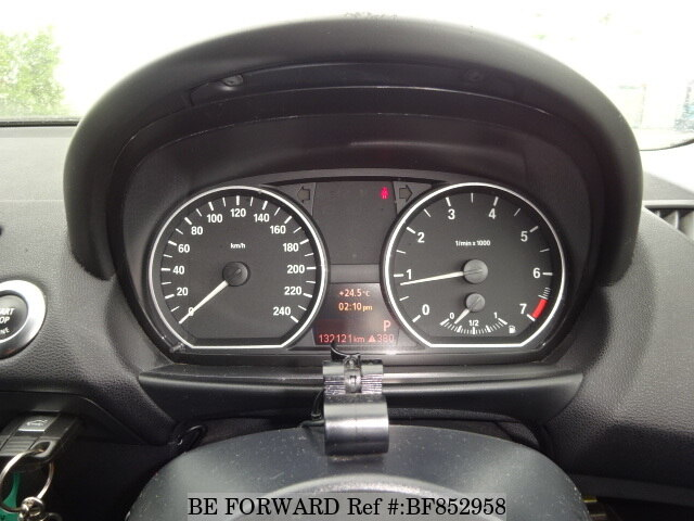 Used 2007 Bmw 1 Series 116i Gh Uf16 For Sale Bf852958 Be Forward
