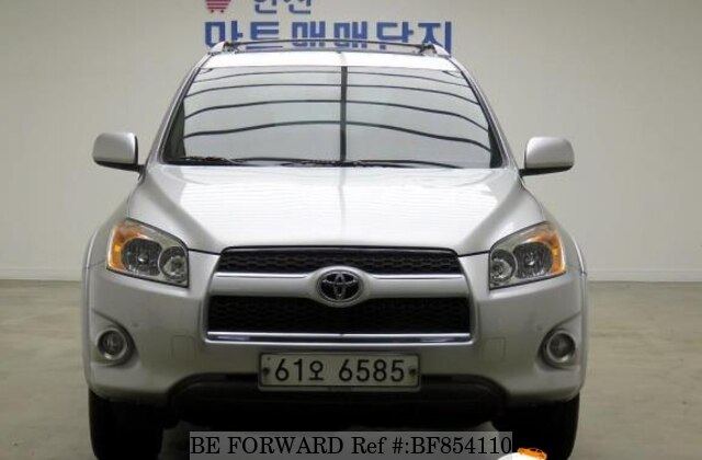 Used 2010 Toyota Rav4 For Sale Bf854110 Be Forward