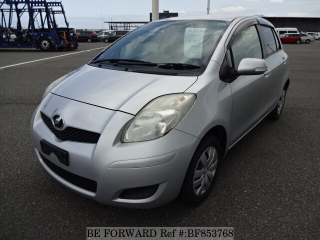 Used 2009 TOYOTA VITZ F/DBA-SCP90 for Sale BF853768 - BE FORWARD