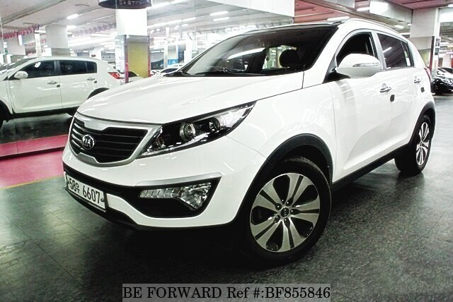 About This 2013 KIA Sportage (Price:$13,868)