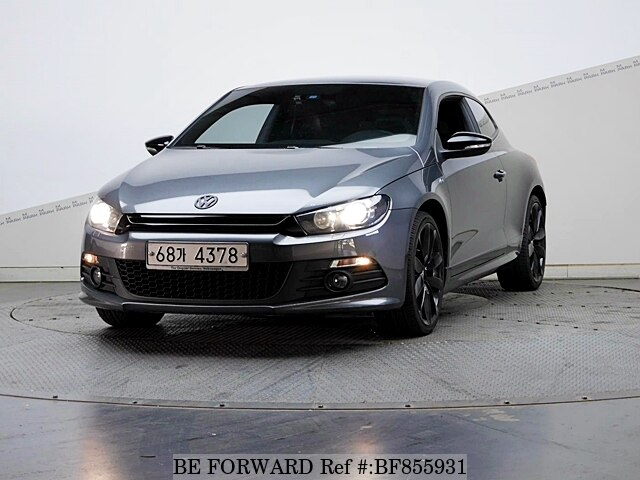 0c36cb0881 Used 2012 VOLKSWAGEN SCIROCCO for Sale BF855931 - BE FORWARD