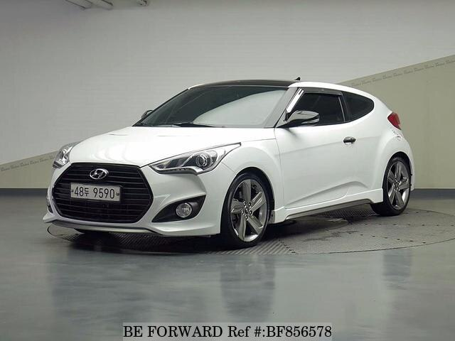 Used 2013 HYUNDAI VELOSTER BF856578 For Sale
