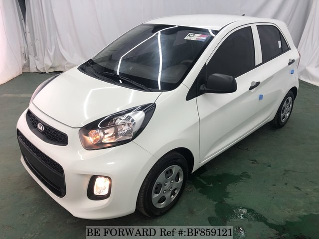 Used 2016 Kia Morning Picanto For Sale Bf859121 Be Forward