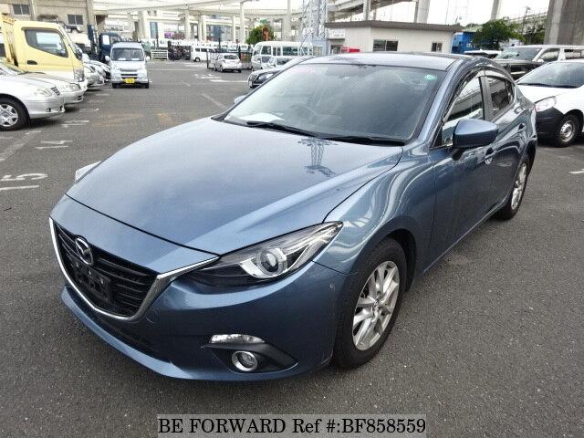 2017 Mazda Axela Hybrid