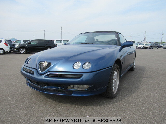 Used ALFA ROMEO SPIDERES For Sale BF BE FORWARD - Alfa romeo spider for sale