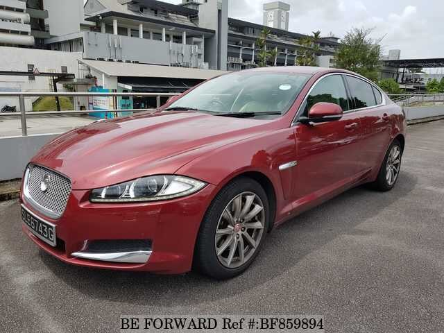 About This 2014 JAGUAR XF (Price:$11,776)