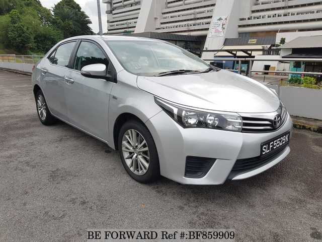 Used 2016 Toyota Corolla Altis Bf859909 For