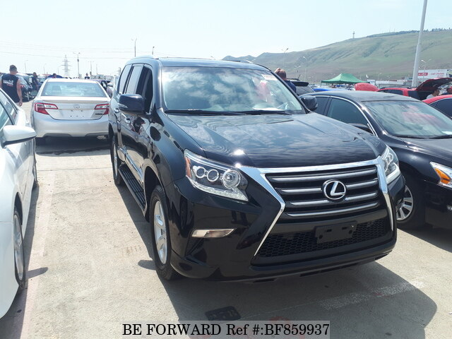 About This 2014 LEXUS GX 470 (Price:$37,550)
