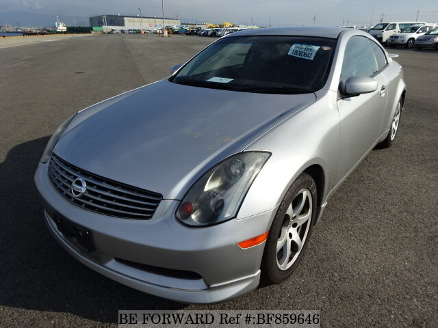Used 2003 Nissan Skyline Coupe 350gt Premiumua Cpv35 For Sale