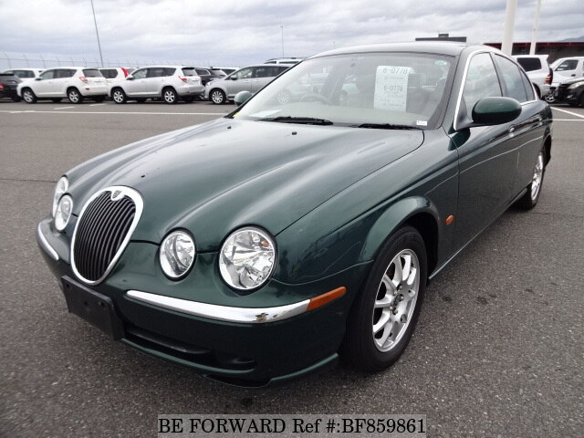 Used 2003 JAGUAR S TYPE BF859861 For Sale