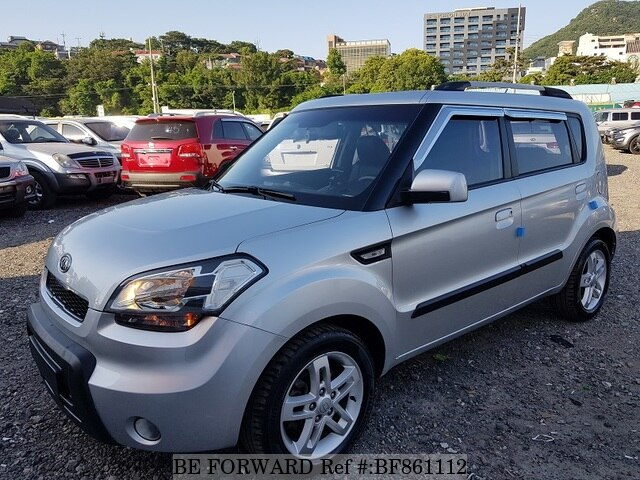 Beautiful About This 2010 KIA Soul (Price:$3,850)