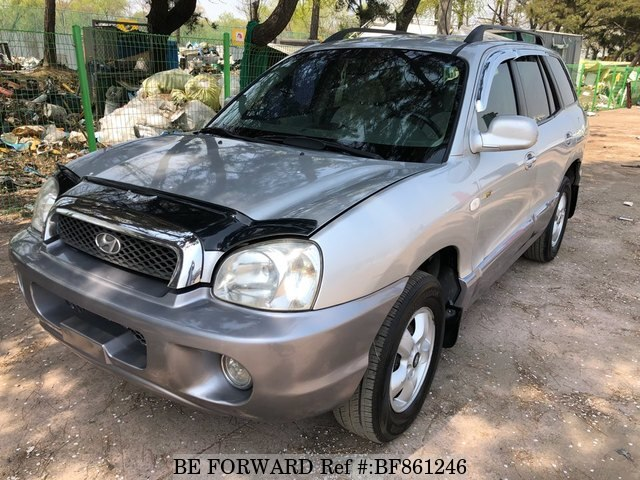 About This 2005 HYUNDAI Santa Fe (Price:$1,690)