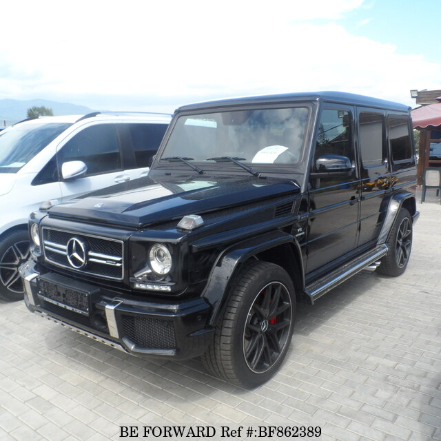 About This 2017 MERCEDES BENZ G CLASS (Price:$135,050)