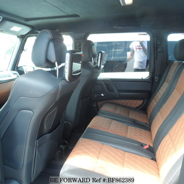Used Mercedes Benz G Class For Sale In Japan