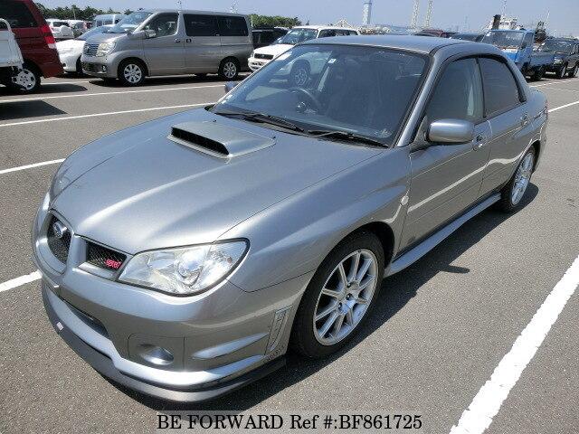 Used 2007 Subaru Impreza Wrx Sti Wrx Sti A Linegh Gdb For Sale