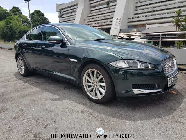 Used 2013 JAGUAR XF BF863329 For Sale