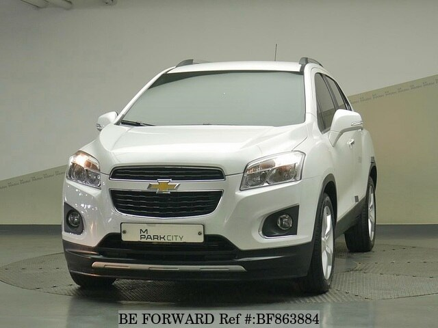 Used 2014 Chevrolet Trax For Sale Bf863884 Be Forward