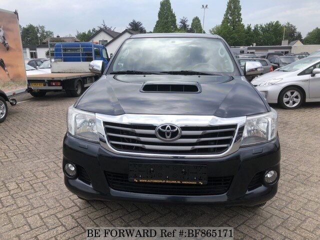 2012 toyota hilux 2 5 d 4d d 39 occasion en promotion bf865171 be forward. Black Bedroom Furniture Sets. Home Design Ideas