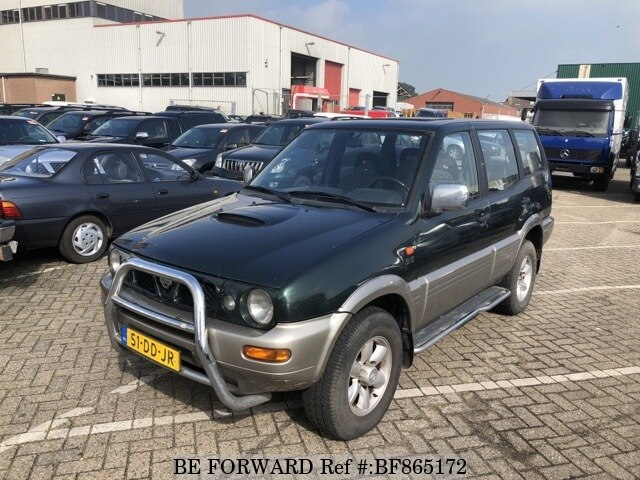 Used 1999 Nissan Terrano Ii For Sale Bf865172 Be Forward