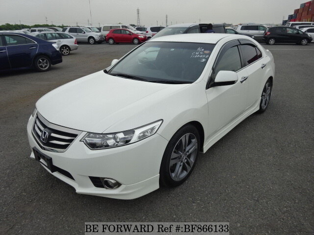 Used 2012 HONDA ACCORD BF866133 For Sale