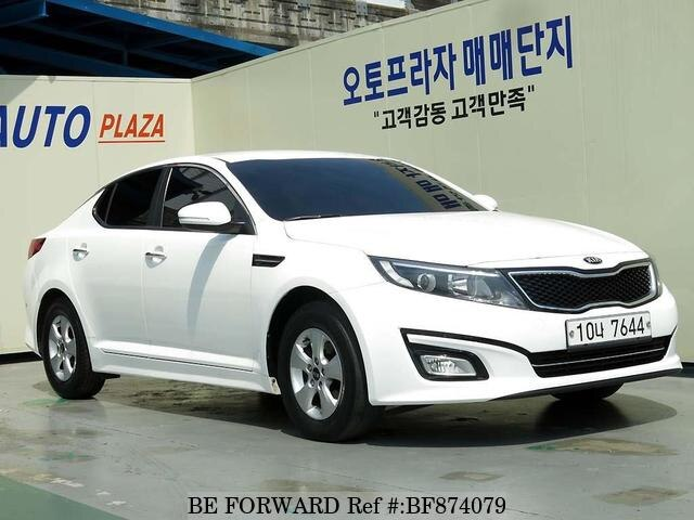 About This 2014 KIA K5 (Optima) (Price:$7,453)