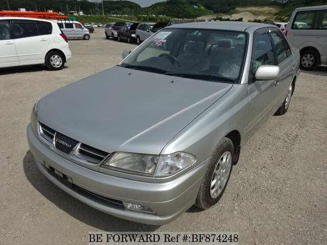 Used 2001 Toyota Carina Ti Myroad Premium21 Gf At212 For Sale