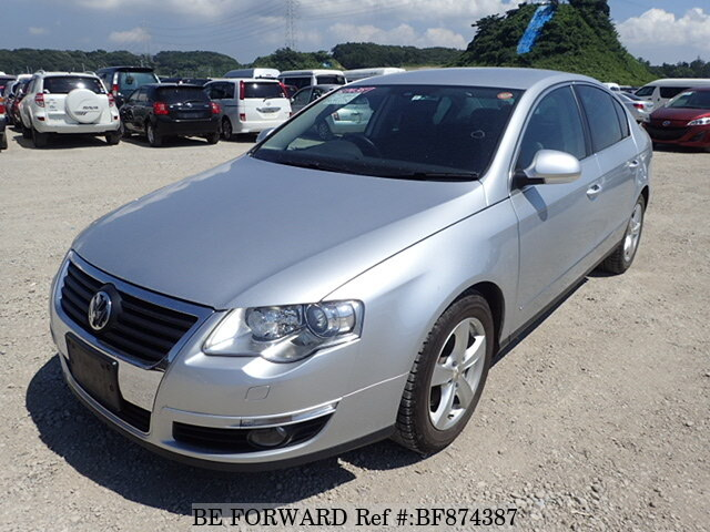 Used 2008 VOLKSWAGEN PASSAT 2 0T/GH-3CAXX for Sale BF874387
