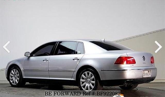 2005 volkswagen phaeton d 39 occasion en promotion bf922082 be forward. Black Bedroom Furniture Sets. Home Design Ideas