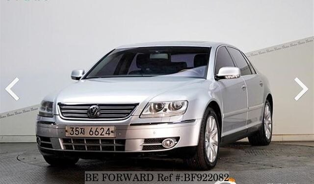 2005 volkswagen phaeton d 39 occasion en promotion bf922082 be forward. Black Bedroom Furniture Sets. Home Design Ideas