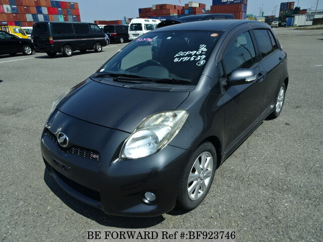 Used 2010 TOYOTA VITZ RS/DBA-SCP90 for Sale BF923746 - BE FORWARD