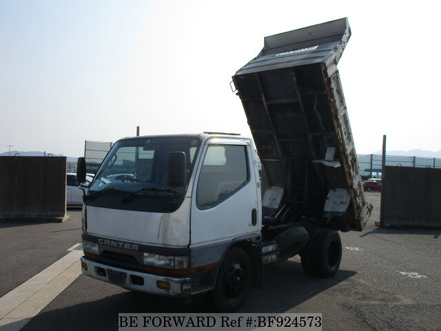 Used 1997 MITSUBISHI CANTER BF924573 for Sale