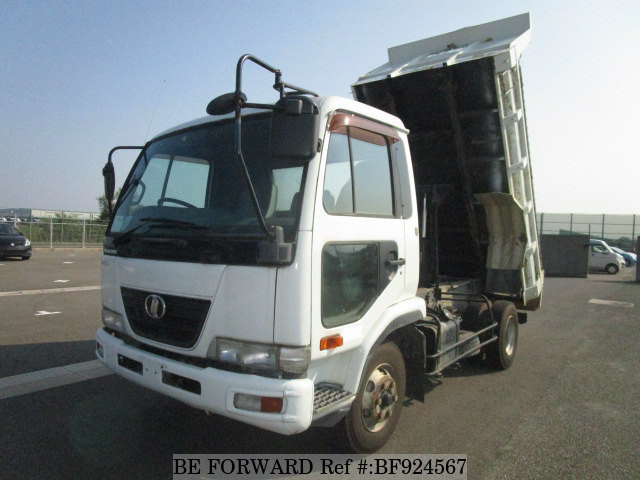 Used 2005 NISSAN CONDOR BF924567 for Sale