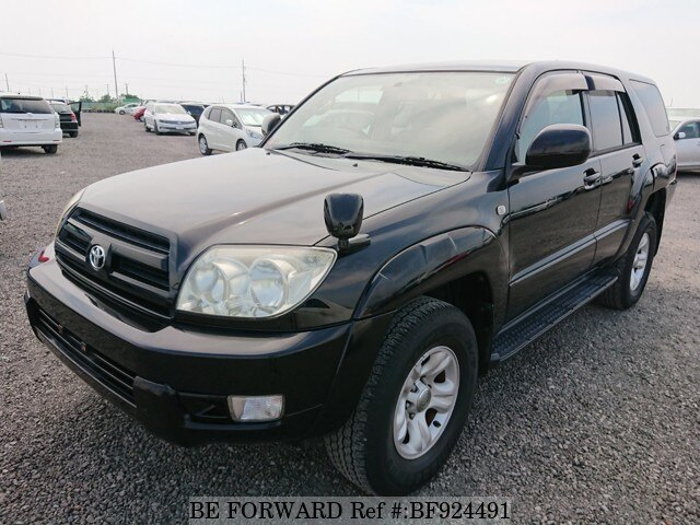 Used 2005 TOYOTA HILUX SURF BF924491 for Sale