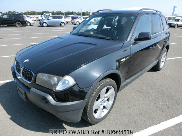 2005 Bmw X3 3 0i Gh Pa30 D Occasion Bf924578 Be Forward
