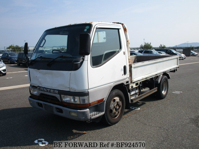 Used 1999 MITSUBISHI CANTER BF924570 for Sale