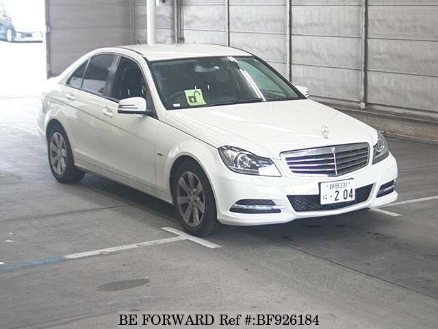 Used 2012 mercedes benz c class c180 blue efficiency dba for Used mercedes benz for sale in usa