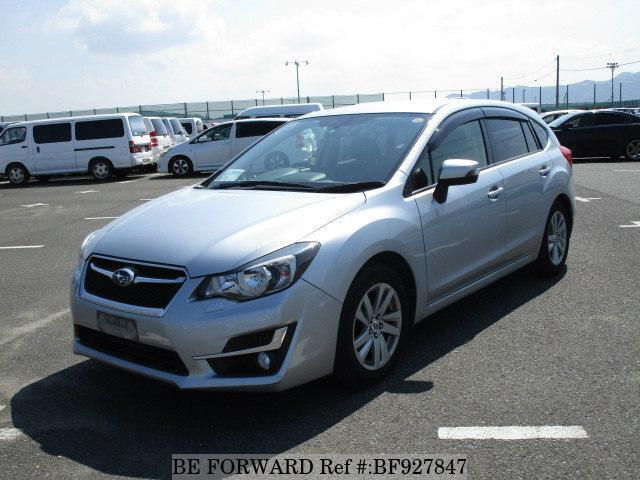 Used 2015 Subaru Impreza Sports Dba Gp6 For Sale Bf927847 Be Forward