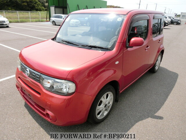 Used 2009 Nissan Cube 15x V Selectiondba Z12 For Sale Bf930211 Be